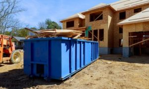 dumpster rental for commercial and construction companies