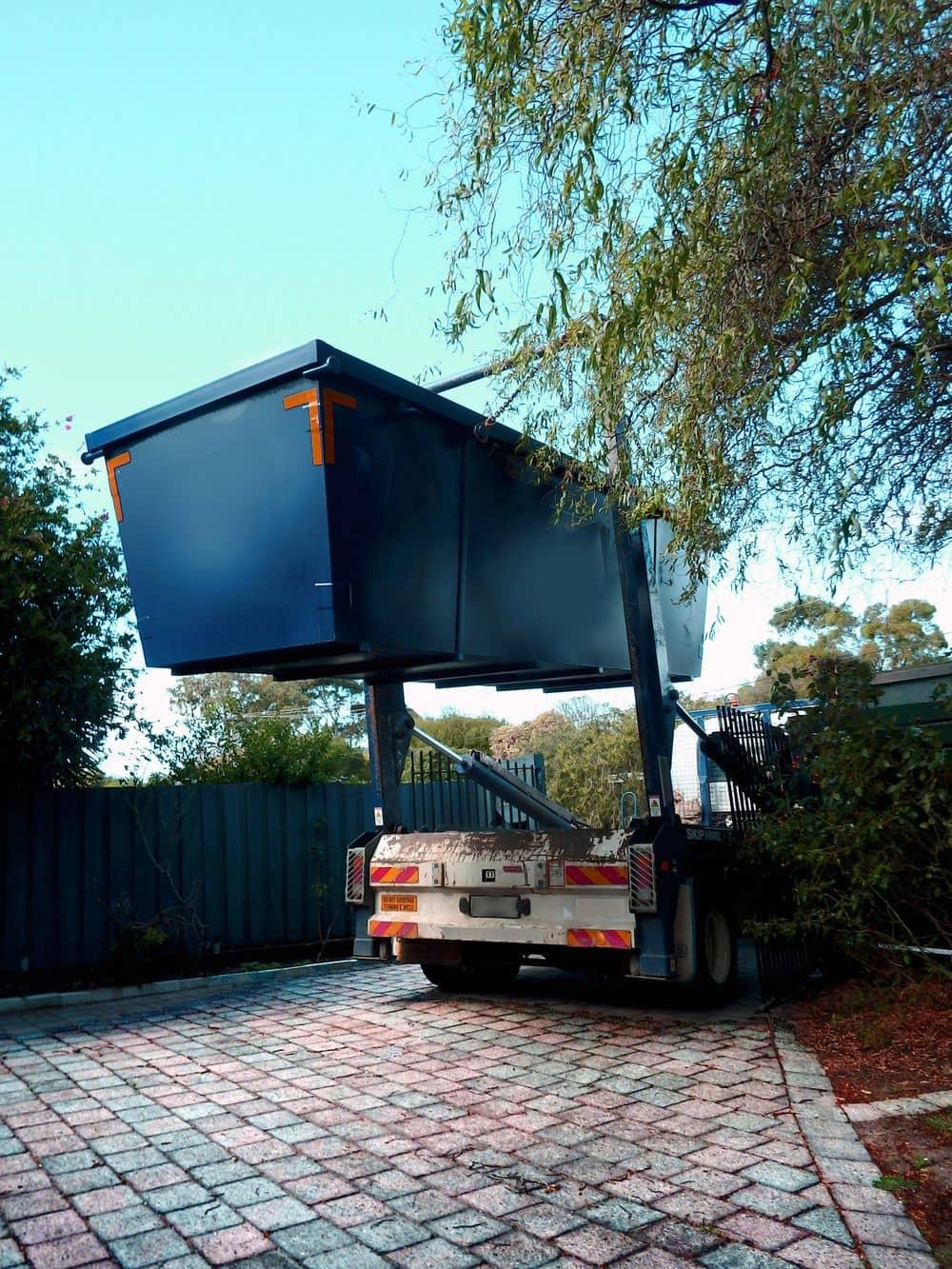 dumpster rental service miami