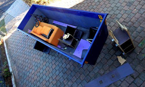 dumpster rentals for residential properties