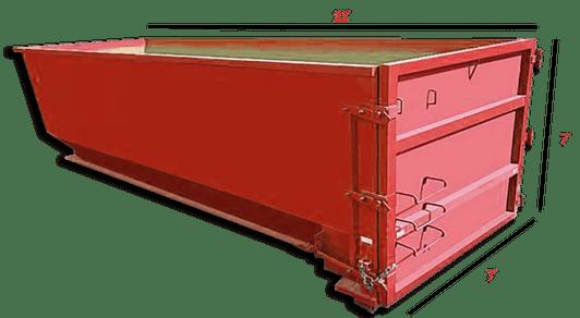 40 yard dumpster rental
